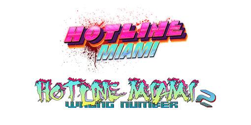 Hotline Miami 1 & 2